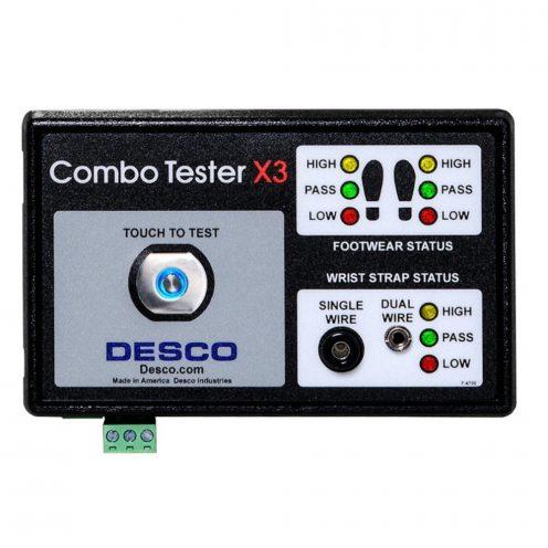Combo Tester X3 – Desco 19275