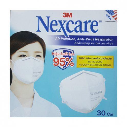 Khẩu trang 3M Nexcare 9501