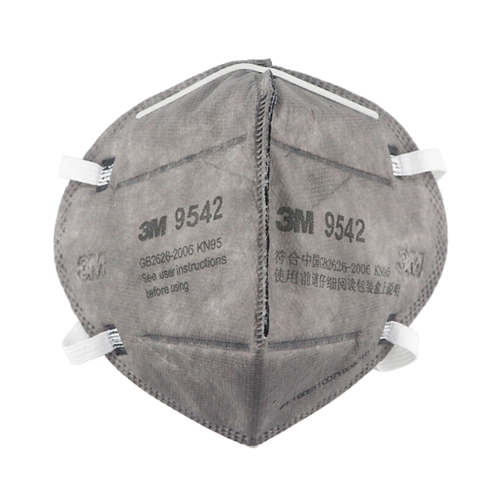 – Khẩu trang 3M 9542V có van, đạt tiêu chuẩn AS/ANZS P2 (Hiệu quả lọc tối thiểu đạt 94%),lớp than hoạt tính giúp giảm mùi khó chịu của hơi hữu cơ và một số mùi hóa chất nồng độ thấp,…