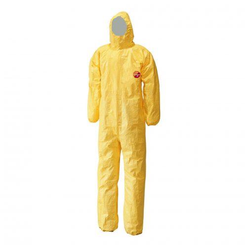 Quần áo chống hóa chất Dupont Tychem C